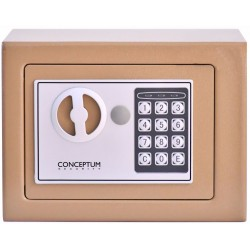 Conceptum 17E mini Safebox  Μπεζ