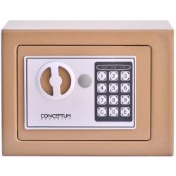 Conceptum 20E mini Safebox Μπεζ