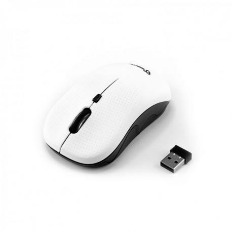 Ασύρματο ποντίκι SBOX WM-106 4d Coconut WHITE / Wireless mouse