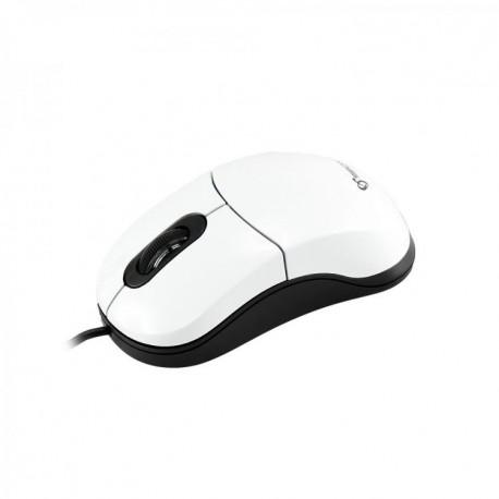Ενσύρματο ποντίκι SBOX M-900 Coconut White