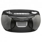 Ραδιοκασετόφωνο Boombox w. PLL FM Radio, CD & Cassete Player DENVER TCP-39 BLACK