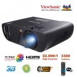 ViewSonic PJD5255 - XGA (1024x768), 3300 lumens 22,000:1 contrast με HDMI