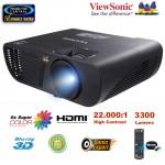 ViewSonic PJD5555W - WXGA (1280x800), 3300 lm, 22.000:1 contrast