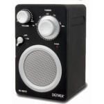 FM Radio DENVER TR-41C - ΜΑΥΡΟ