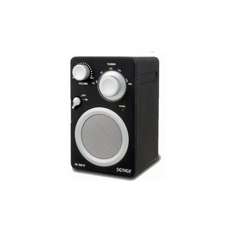 Topnotch Compact FM Radio DENVER TR-41C TX97