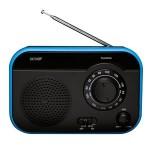 FM radio DENVER TR-55C  Μαύρο/Μπλε