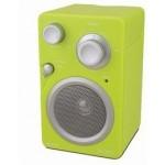 Denver TR-41C lime green FM Radio