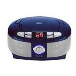 CD-player boombox DENVER TC-26C - ΜΠΛΕ
