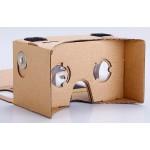 OEM Cardboard DIY  - Virtual reality - (Συναρμολογημένο) γυαλιά εικονικής πραγματικότητας (σχέδιο της Google)
