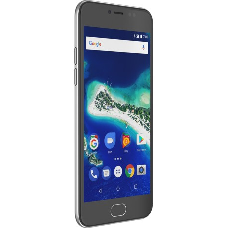 General Mobile Google AndroidOne GM 6 - 3GB/32GB - Android 7.1 Nougat – Dual Sim - Space Gray