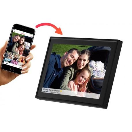 "Denver PFF-1011 - Ψηφιακή κορνίζα 10.1"" Smart Social Media WiFi FRAMEO photo frame"