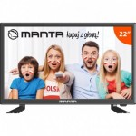 Manta LED TV LED220Q7 22'' HD