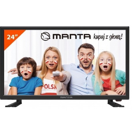 Manta LED TV LED240E4 24''