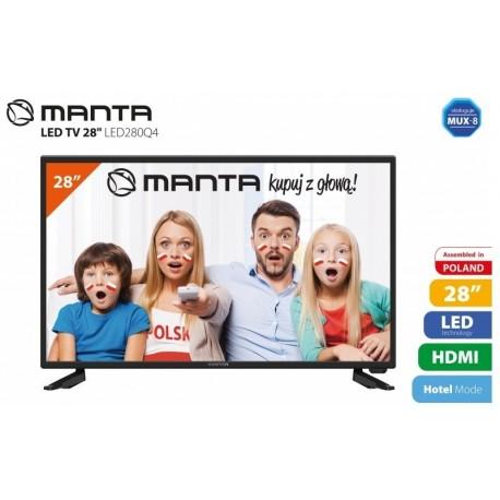 Manta LED TV LED280Q4 28''