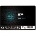 Silicon Power Ace Α55 - SSD 256 GB, 3D NAND, SLC CACHE, SATA III - SP256GBSS3A55S25