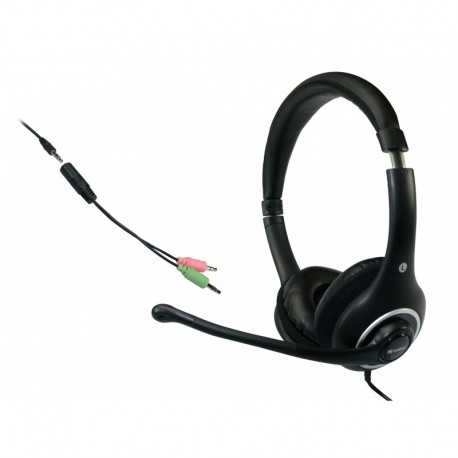 Sandberg Plug'n Talk Headset Black (125-93)