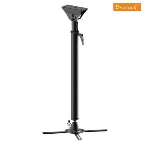 Brateck PRB-16-01 L Βάση στήριξης projector οροφής, Προφίλ: 820-1200 mm