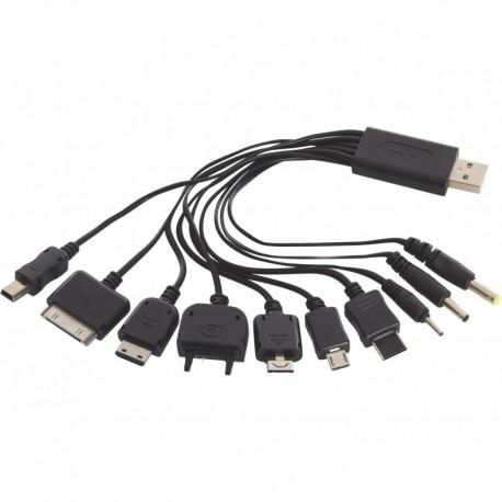 Sandberg Multi USB Mobile Charger (440-01)