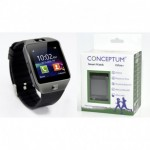 CONCEPTUM Smartwatch DZ09+ - FULL GREEK LANGUAGE SUPPORT