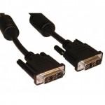 Sandberg Monitor Cable DVI-DVI  1 m (507-47)