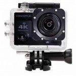 CONCEPTUM ELECTRONICS GoCam Extreme 4K UHD QH3+ WIFI - ACTION CAMERA (με Webcam λειτουργία)
