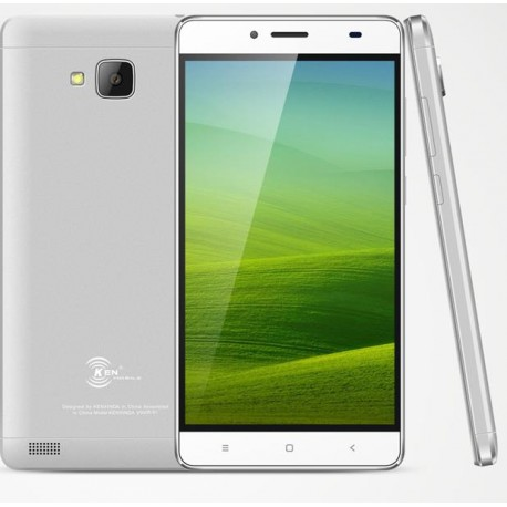KEN MOBILE R7 5.5'' METAL SILVER 3G GR Smartphone