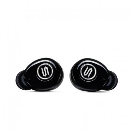 SOUL ST-XS Black Superior High Performance True Wireless Earphones , Washable / Sweat resistant iPX4