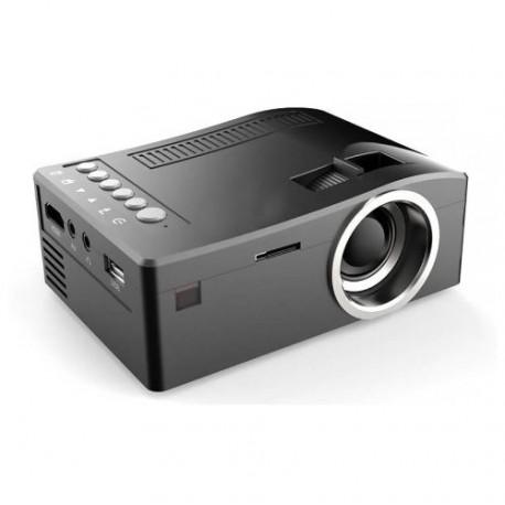 UC18+ (PLUS) Mini LCD Projector - Φορητό - Black