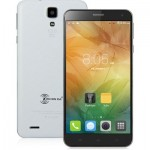 KEN MOBILE X5 ΟCTACORE, 2/16GB, 5.5'' FHD AMOLED, 3G, Black & White