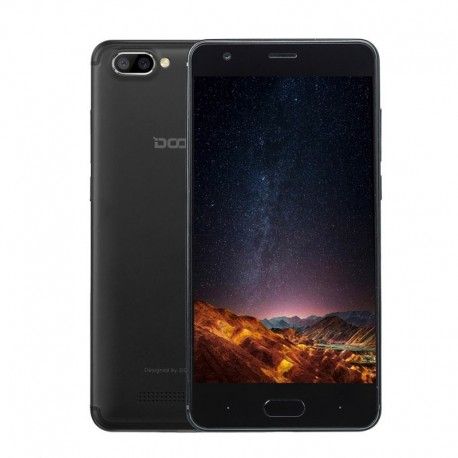 Doogee X20 BLACK 5'' 3G Κινητό - smartphone