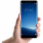 Doogee X60L BLACK 5.5'' 18:9 Full Screen, 4G  2GB/16GB