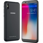 Doogee X53 BLACK 5.3'' 3G Κινητό - smartphone