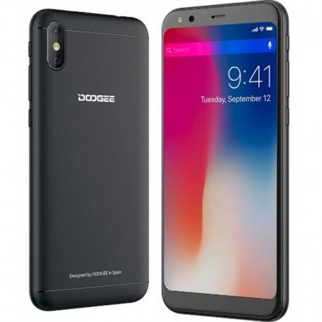 Doogee X53 BLACK 5.3'' 18:9 Full Screen, 3G smartphone