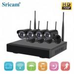 SRICAM 4Cameras NVR-001