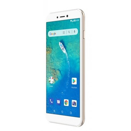 GENERAL MOBILE GM 8 GO Dual 4G, 5.5'', 16GB, AndroidOne, Gold