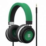 Promate Boom Ενσύρματα Ακουστικά Κεφαλής Κλειστού Τύπου με Dynamic Hi-Fi Stereo - Πράσινα