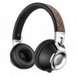 Promate Thump Ενσύρματα Αναδιπλούμενα Ακουστικά Κεφαλής Ανοιχτού Τύπου - Καφέ