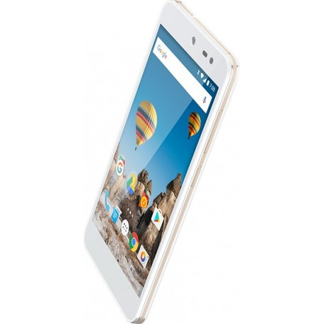 General Mobile Google AndroidOne GM 5d - 2GB/16GB - Android 7 Nougat – Dual Sim - Golden