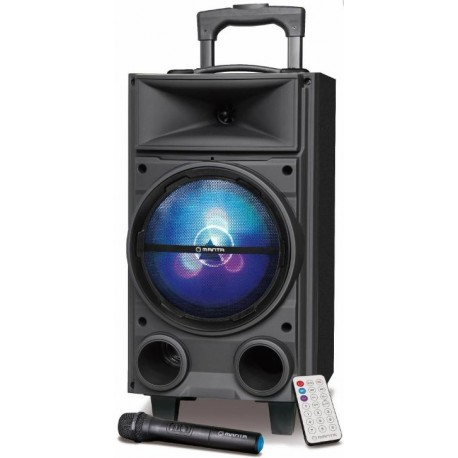 Manta SPK5000 PRO  Karaoke Party Troley Speaker 45W