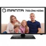 Manta TV 24LFN37L 24'' FULL HD 1920x1080 DVB-T/T2