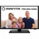 Manta TV 24LFN37L 24'' FULL HD 1920x1080 DVB-T/T2