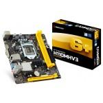 Biostar H110MHV3 - DDR3 Motherboard mATX Intel H110