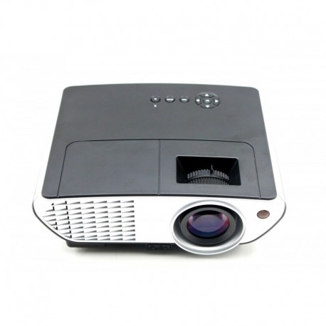 CL-2001Multimedia LED Projector with HDMI/Video/VGA   -  BLACK