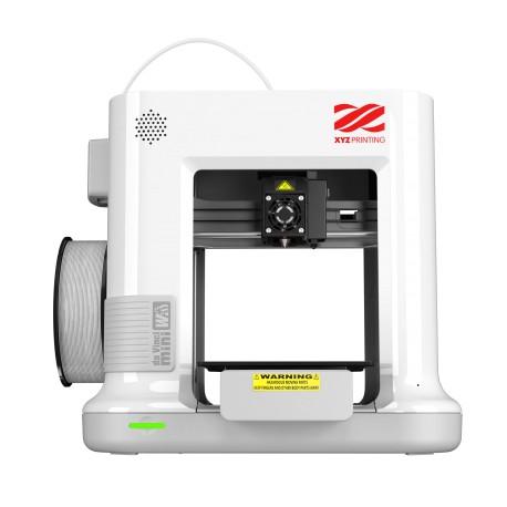 XYZprinting da Vinci Mini W+ (white), WiFi 3D Printer - B2B Conceptum