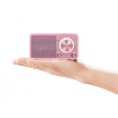 Sangean WR-7 Pink (Genuine Mini)