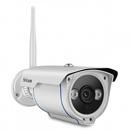 Sricam Camera SP007WH - IP Camera - 1080p - WIFI - ONVIF - microSD