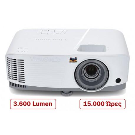 Viewsonic PA503SP 2xHDMI  - 3600 lumen - 2 ΧΡΟΝΙΑ ΕΓΓΥΗΣΗ ΛΑΜΠΑΣ ΑΝΤΙΠΡΟΣΩΠΕΙΑΣ