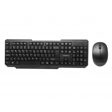 CONCEPTUME CBM502GR Wireless keyboard & mouse combo