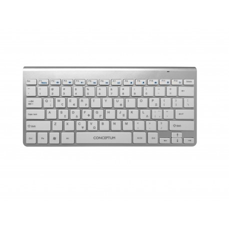 CONCEPTUM KBW03 Wireless keyboard & mouse combo - White
