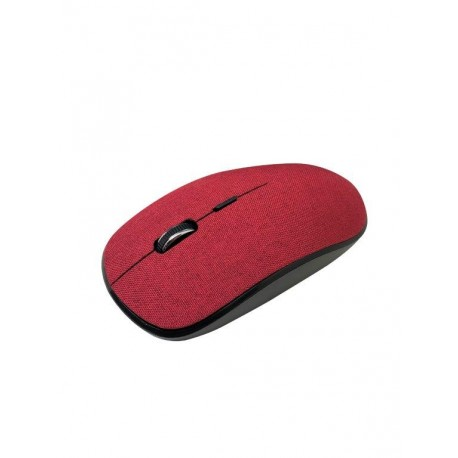 CONCEPTUM WM503RD - 2.4G Wireless mouse with nano receiver - Fabric - RED